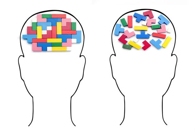 Uma pessoa autoconsciente tem uma mente aberta e é mais flexível