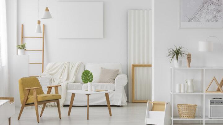 Móveis brancos: saiba como limpar corretamente